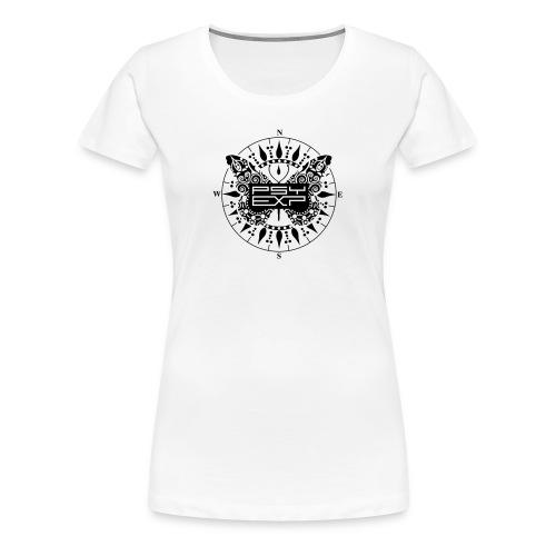 Psy Exp Festival Logo - Frauen Premium T-Shirt