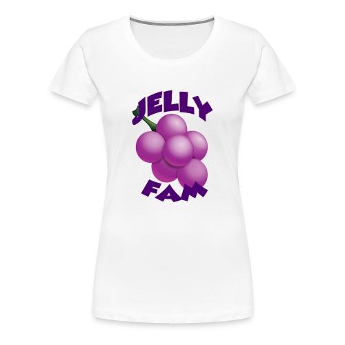 JellySquad - Dame premium T-shirt
