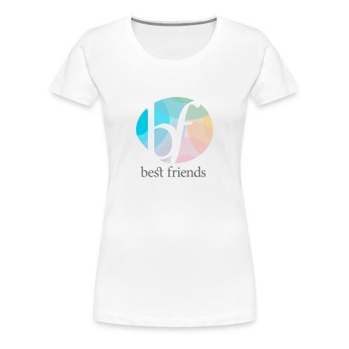 BestFriendsCW png - Frauen Premium T-Shirt