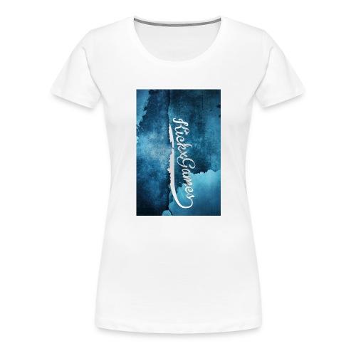 SamsungS4Cover4 jpg - Vrouwen Premium T-shirt