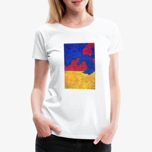 I Wanted Always To Be Bird - Koszulka damska Premium