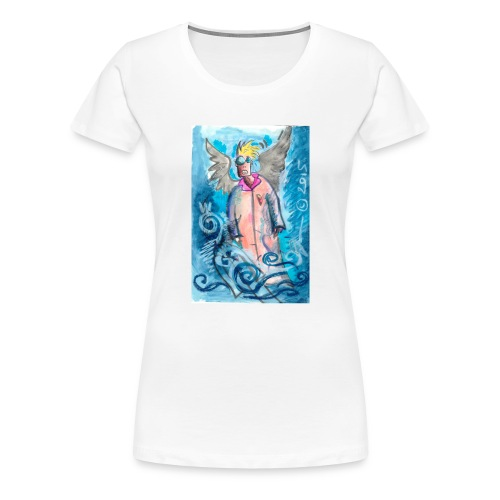 2015_jhonnyiagel-jpg - Women's Premium T-Shirt