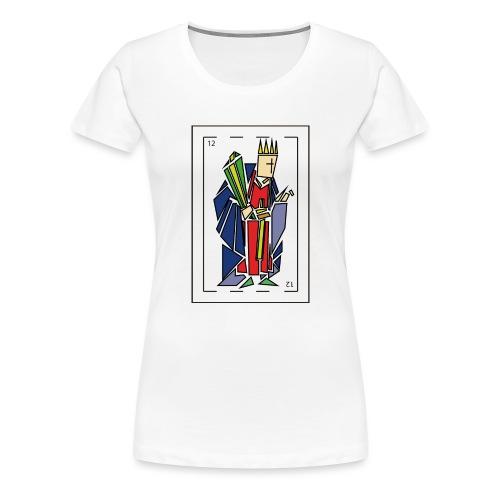 rey_de_bastos - Camiseta premium mujer
