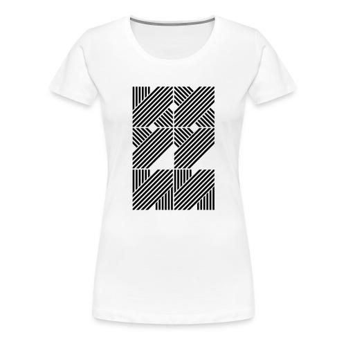 Kui Hui - T-shirt Premium Femme
