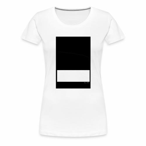 Minimal Memory - Maglietta Premium da donna