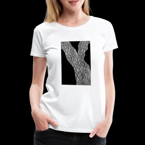 Y - Frauen Premium T-Shirt