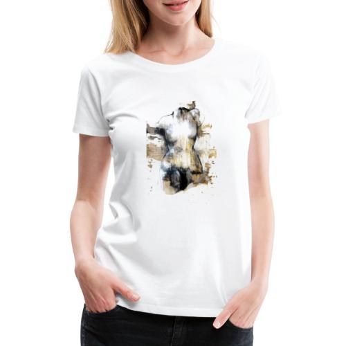 woman - Frauen Premium T-Shirt