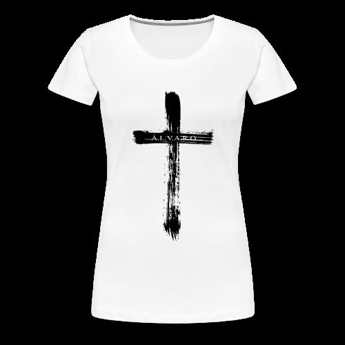 Alvaro Kreuz - Frauen Premium T-Shirt