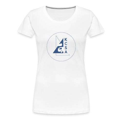 KCSA Logo2 - Frauen Premium T-Shirt