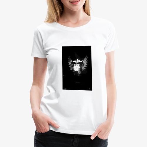 Monkey NB - T-shirt Premium Femme