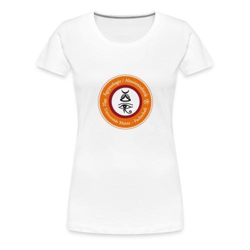 logo_fs_aegao1 - Frauen Premium T-Shirt