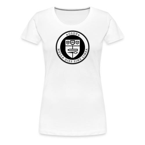 Gruppo di Supporto Disegnatori Pigri - Maglietta Premium da donna