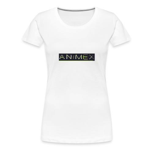 AnimeX - Frauen Premium T-Shirt