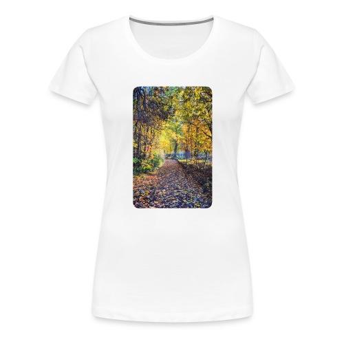 Autumn - Koszulka damska Premium