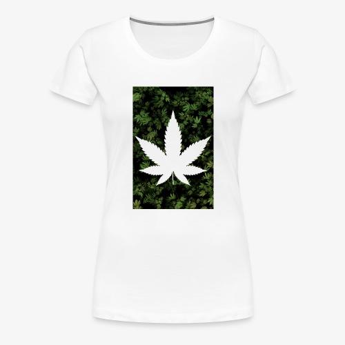 Weed_Design - Frauen Premium T-Shirt