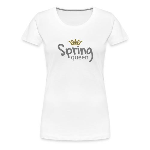 Springqueen - Frauen Premium T-Shirt