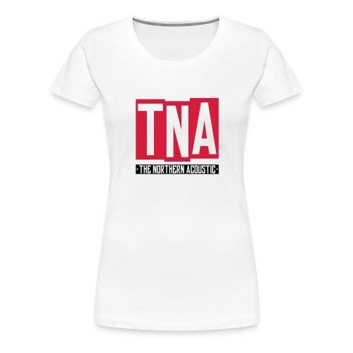 TNA T-Shirt - Vrouwen Premium T-shirt