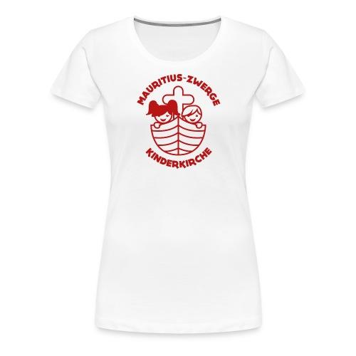 Plott png - Frauen Premium T-Shirt