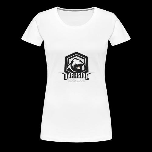 Darkside Gaming Logo - Women's Premium T-Shirt