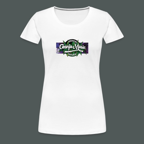 One Love design - Women's Premium T-Shirt