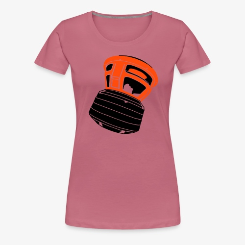 bassosimple - Women's Premium T-Shirt