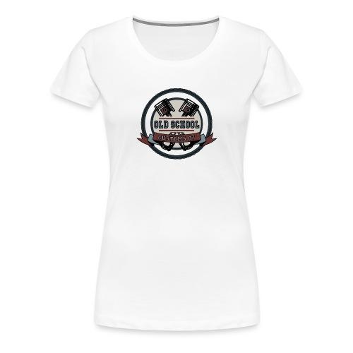 Logo OSC87 - T-shirt Premium Femme