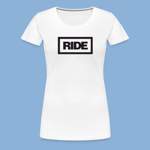 Ride Merchandise - Women's Premium T-Shirt