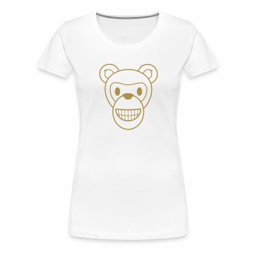 Affe - Frauen Premium T-Shirt