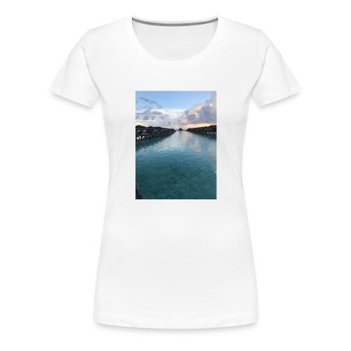 EFAEAB70 D355 42C6 B98E 5B144A567311 - Frauen Premium T-Shirt