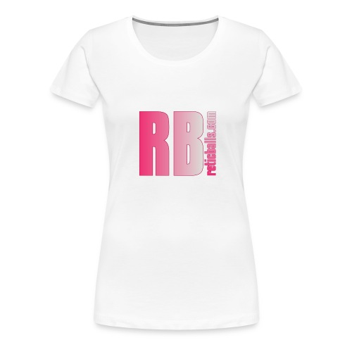 rb pink - Frauen Premium T-Shirt