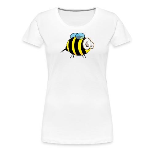 Beeliver in Bees - Women's Premium T-Shirt
