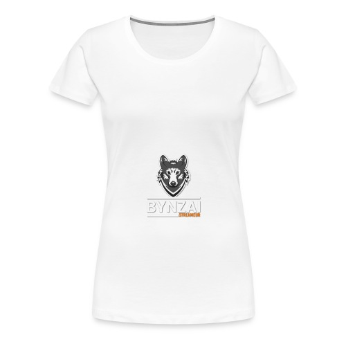 Casquette bynzai - T-shirt Premium Femme
