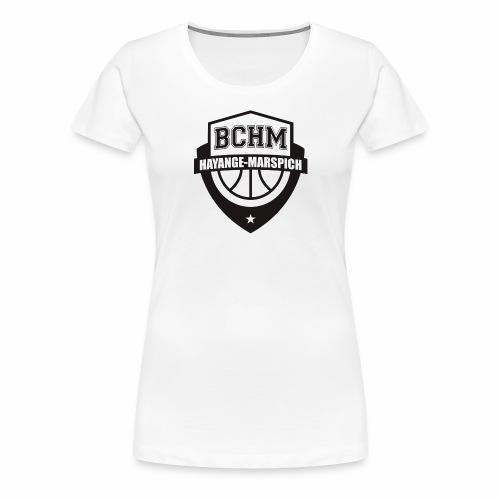 BCHM - T-shirt Premium Femme