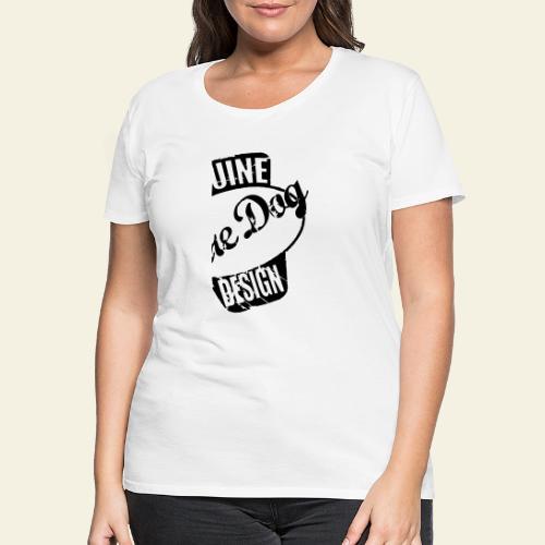 raredog fuelwear - Dame premium T-shirt