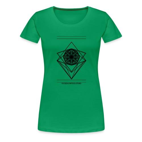 VISION - Vrouwen Premium T-shirt