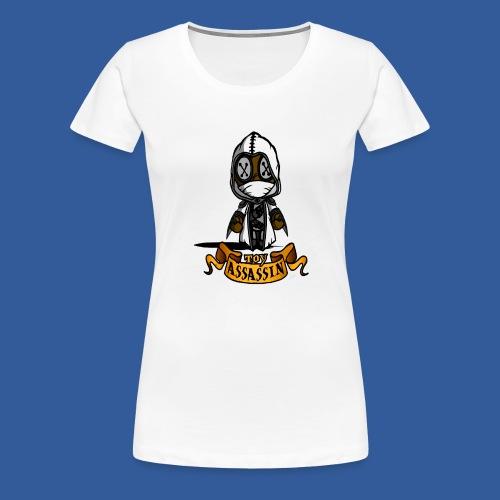 assassain toy - Camiseta premium mujer