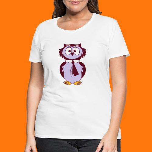 UHU Cool Comic - Frauen Premium T-Shirt