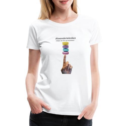 AT book COVER - Premium-T-shirt dam
