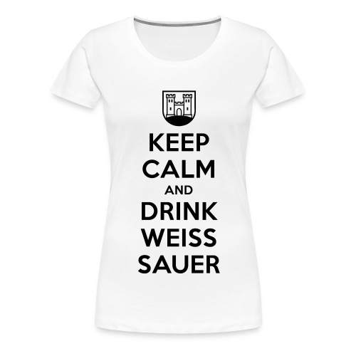 kcw2 - Frauen Premium T-Shirt