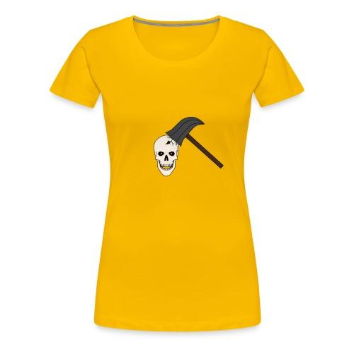 Skullcrusher - Frauen Premium T-Shirt