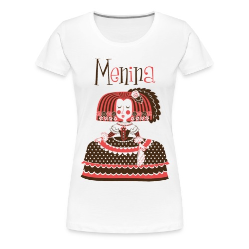 MENINA - Camiseta premium mujer