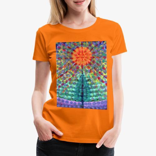 Miraż - Koszulka damska Premium