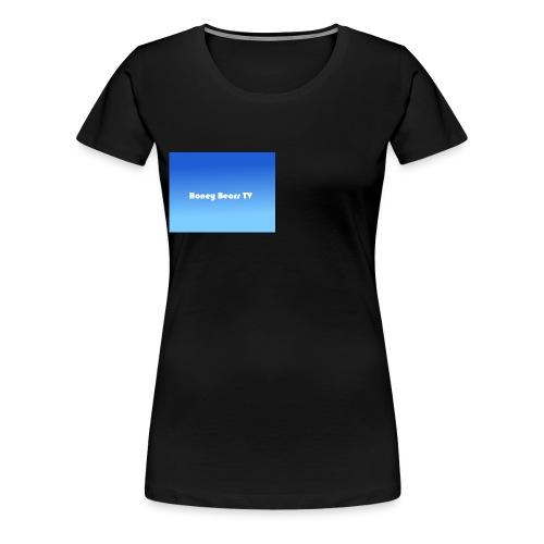 Honey Bears TV Merch - Women's Premium T-Shirt