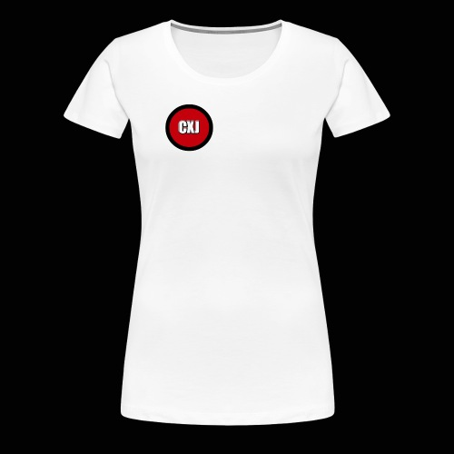CXJOfficial - Women's Premium T-Shirt