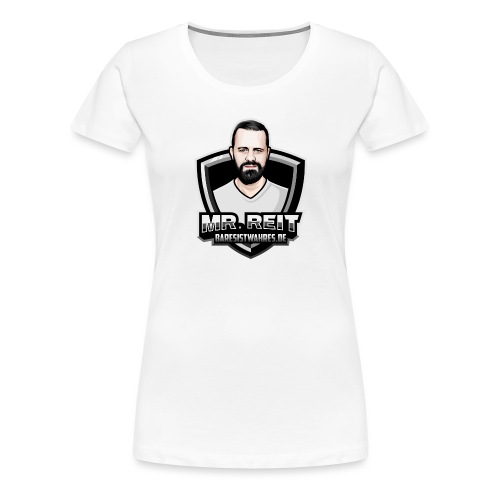 Mr. REIT - Frauen Premium T-Shirt