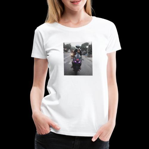 Raider Gohst - Frauen Premium T-Shirt