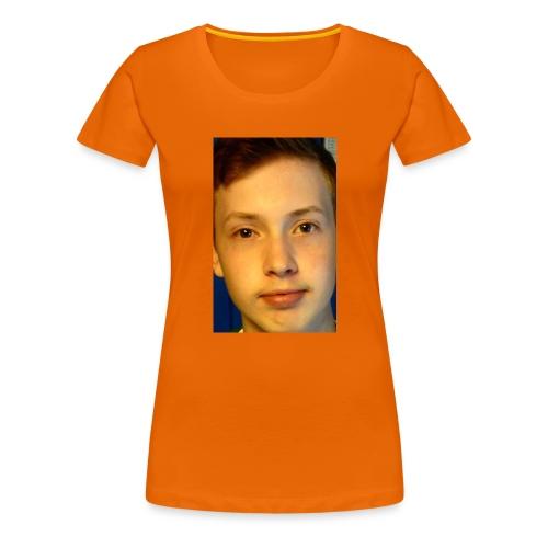 Aron Deksel 6/6s - Premium T-skjorte for kvinner