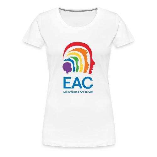 EAC Les Enfants d'Arc en Ciel, l'asso ! - T-shirt Premium Femme