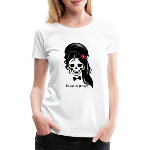 Rebellen & Rockabellas - Frauen Premium T-Shirt