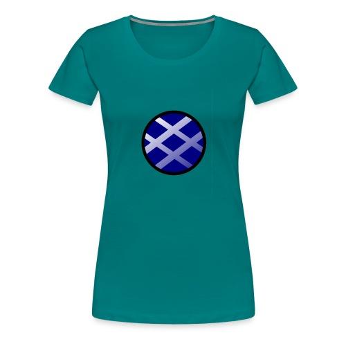 Logo církel - Women's Premium T-Shirt